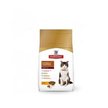 HILLS SCIENCE PLAN FELINE ADULT HAIRBALL