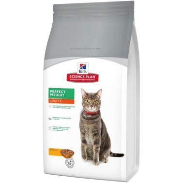 HILLS SCIENCE PLAN FELINE PERFECT WEIGHT