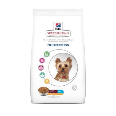 HILLS SCIENCE PLAN VETESSENTIALS NEUTERED DOG MINI