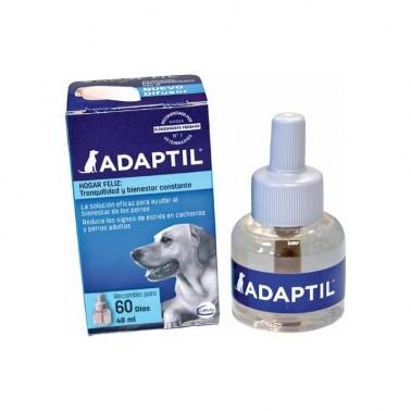 ADAPTIL RECAMBIO 48 ml Alivio rápido del estres y ansiedad caninos Comportamiento canino
