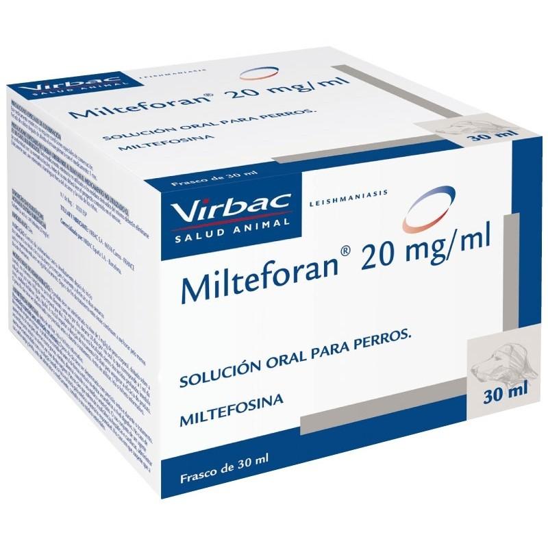 Milteforan 20 mgr/ml