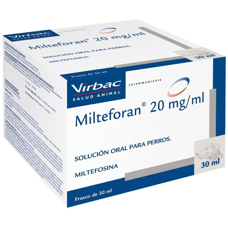 Milteforan  20 mgr/ml