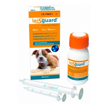 LEISGUARD SUSPENSIÓN ORAL ECUPHAR 60 ml