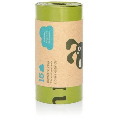 Earth Rated Rollo de Bolsa Recambio sin Perfume 1 Unidad
