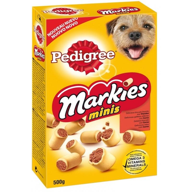 MARKIES GALLETAS 500 G PEDIGREE