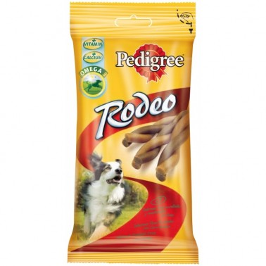 RODEO TIRAS MASTICABLES PEDIGREE