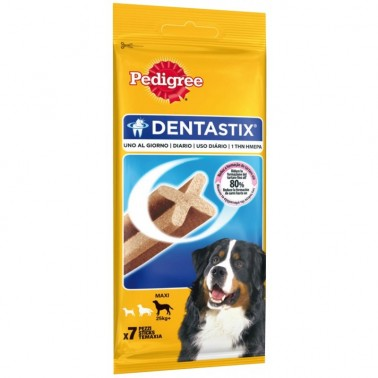 DENTASTIX JUNIOR/RAZAS PEQUENAS 1X110 G PEDIGREE
