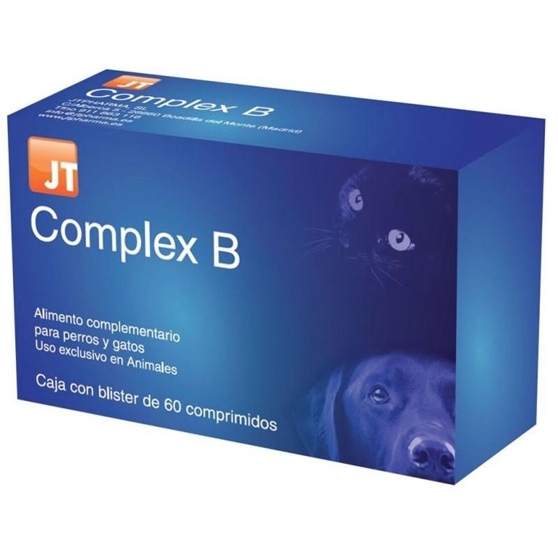 COMPLEX B 60COMPRIMIDOS JTPHARMA