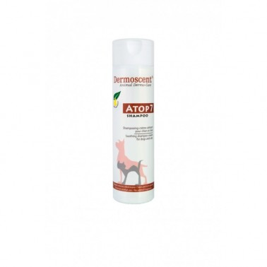 DERMOSCENT ATOP 7 SHAMPOO 250 ML PERROS Y GATOS