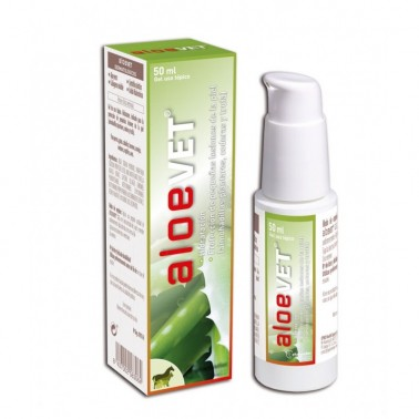 ALOEVET GEL 50 ML OPKO-PHARMADIET
