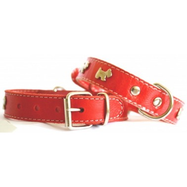 Collar Mountain Westy Rojo 40 cm