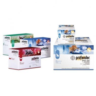 Profender Spot-on Gatos Bayer