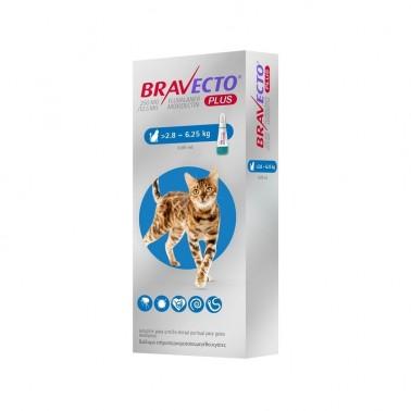 BRAVECTO GATOS 1 Pipeta Antiparasitario para gatos