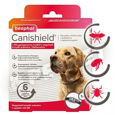 CANISHIELD COLLAR 1 U. BEAPHAR