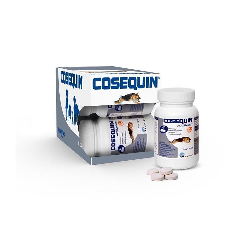 COSEQUIN HA PERROS ECUPHAR  40 comprimidos