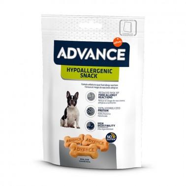Advance Hypoallergenic Treat 150g Snack para perros con alergias alimentarias, de Advance.