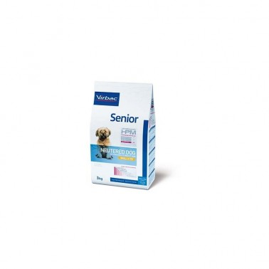 VETERINARY HPM DOG SENIOR NEUTERED SMALL TOY 3KG