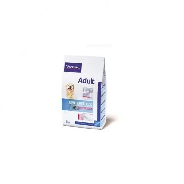 VETERINARY HPM DOG ADULT NEUTERED LARGE & MEDIUM 3KG