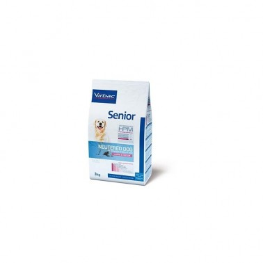 VETERINARY HPM DOG SENIOR NEUTERED LARGE & MEDIUM 3kg