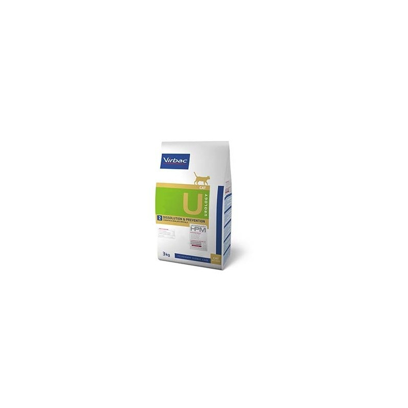 HPM GATO U2 UROLOGY STRUV/DISS/PREV VIRBAC 3kg