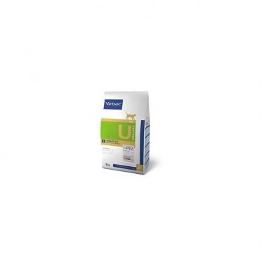 HPM GATO U3 UROLOGY URINARY WIB VIRBAC 3kg
