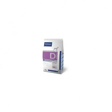 HPM PERRO D1 DERMATOLOGY SUPPORT VIRBAC 12kg