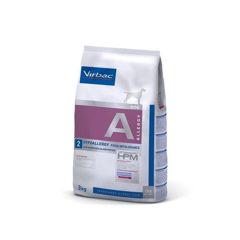 HPM PERRO A2 ALLERGY HIPOALLERGENIC 3kg