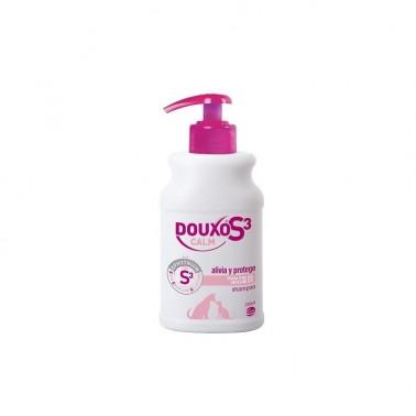 DOUXO CALM 200 ml Champu dermatológico para perros y gatos