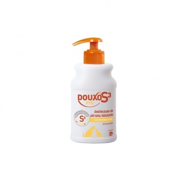 DOUXO PYO Shampoo 200 ml Champu Dermatologico para Perros y Gatos