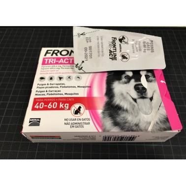Frontline Tri-Act Antiparasitario Pipetas para perros