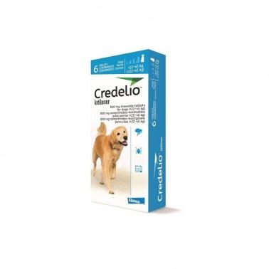 CREDELIO Ectoparasiticida 3 Comprimidos para Perros