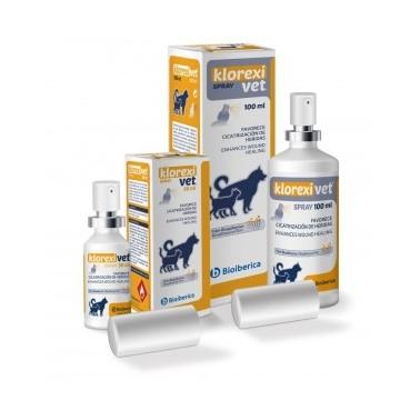 Klorexivet®30 ml Desinfecta y protege como una segunda piel