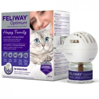 FELIWAY OPTIMUM DIFUSOR + RECAMBIO 48mL