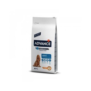 AFFINITY ADVANCE PERRO ADULTO RAZA MEDIANA 14Kg