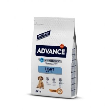 AFFINITY ADVANCE PERRO ADULTO RAZA MINI LIGHT 1,5Kg