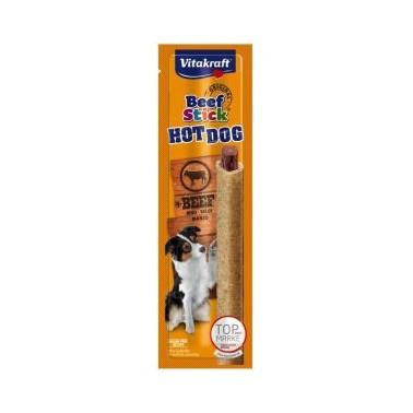SNACK BEEF STICK HOT DOG 30g