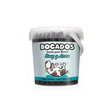 BOCADOS BUEY Y ARROZ 300gr