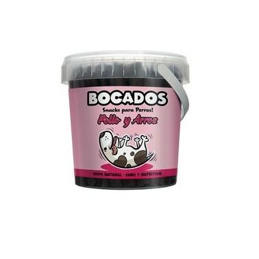 BOCADOS POLLO 300gr