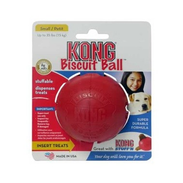 KONG BISCUIT BALL TALLA S