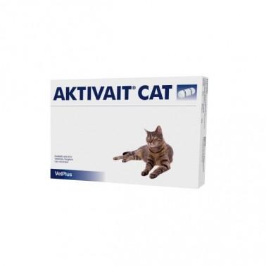 Aktivait Gatos 60 comprimidos