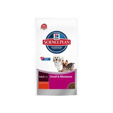 CANINE ADULT SMALL MINIATURE 300gr