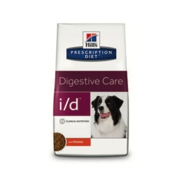 HILL'S PRESCRIPTION DIET PERRO ADULTO I/D DIGESTIVE CARE CON POLLO 2kg