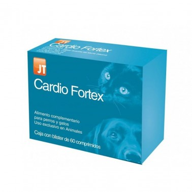 JT Pharma Cardio Fortex 60 Comprimidos