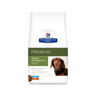 HILL'S PRESCRIPTION DIET PERRO ADULTO METABOLIC RAZA MINI CON POLLO 1,5kg