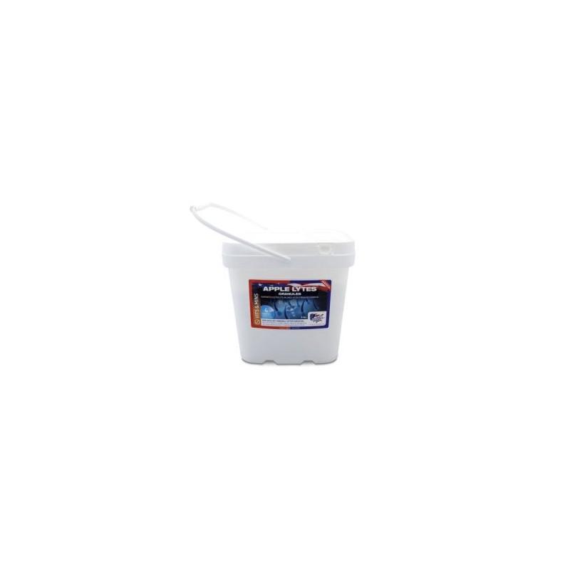 APPLE LYTES 2,5Kg Suplemento electrolítico para equinos
