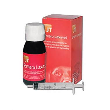 JT Pharma Entero Laxavet Perros Y Gatos 55 ml