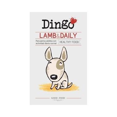DINGO DAILY CORDERO 3kg