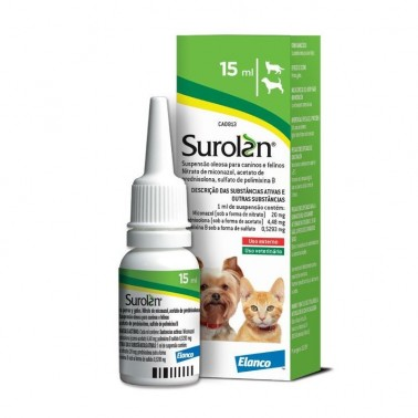 SUROLAN 15 ML ELANCO