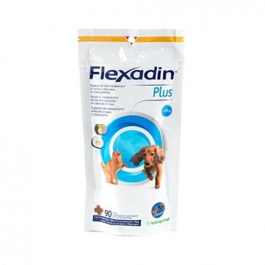 Flexadin Plus Condroprotector para perros pequeños y gatos 90 comprimidos