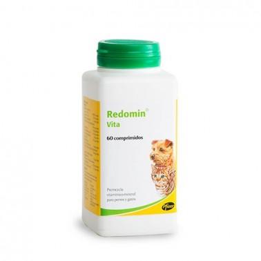 Redomin Vita Suplemento multivitaminico para perros y gatos